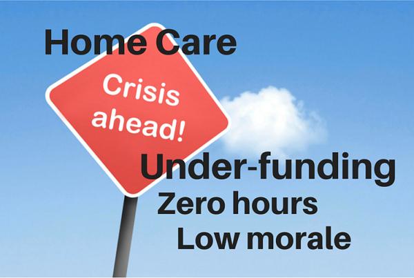 Home care crisis